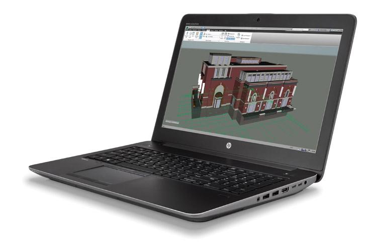 HP ZBook 15 G3, la mobile workstation con performance al top