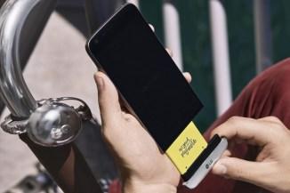 LG G5, lo smartphone con carica rapida e batteria estraibile