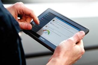 Tramite webfleet per Salescloud è possibile gestire la forza vendita tramite cloud