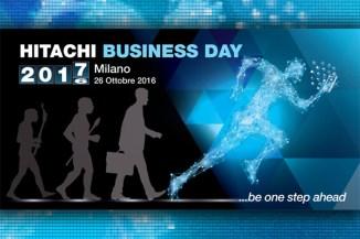 Hitachi Business Day 2017, l'innovazione e ai trend del mondo IT