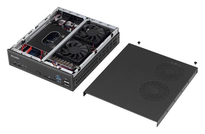 Shuttle DQ170, il mini-PC robusto con tecnologia Intel vPro