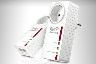 FRITZ!Powerline 1220E, la rete Gbit corre sulla linea elettrica