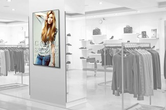 Panasonic, nuovi display professionali per il digital signage