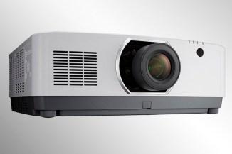 NEC PA803UL e PA653UL, proiettori laser LCD privi di filtro