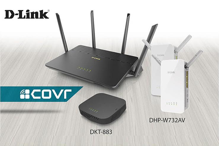 D-Link Covr, il wi-fi esteso e super veloce