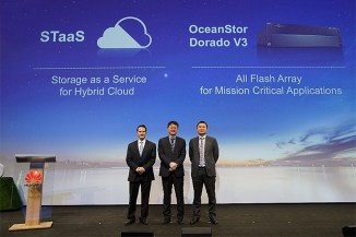 STaaS di Huawei, il servizio storage intelligente e on-demand