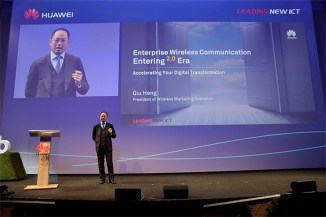 Huawei presenta al CeBIT il wireless innovativo per le imprese