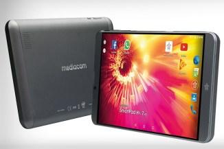 Mediacom SmartPad HX, connettività dual-SIM e tanti contenuti