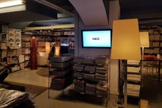 NEC, inaugurato lo showroom nel design district di Milano