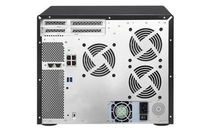 QNAP TS-1685, il super NAS con CPU Xeon D e 16 drive bay
