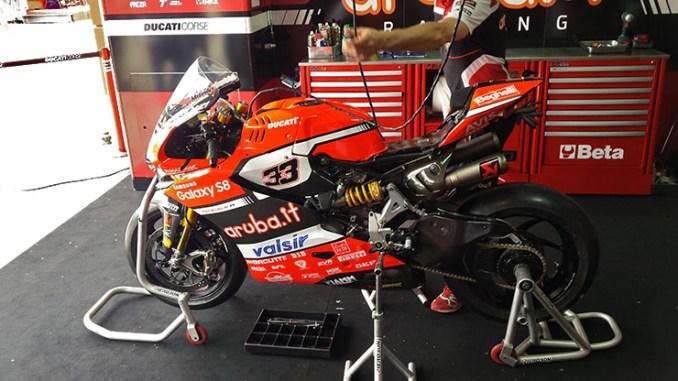 Aruba e Ducati in Superbike, intervista all'AD Stefano Cecconi