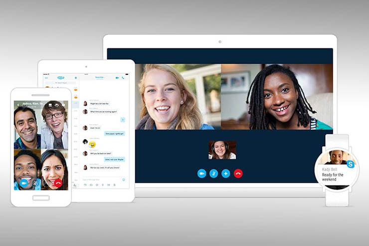 Microsoft rinnova Skype, comunicare ovunque in modo efficiente