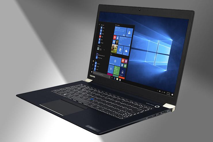 Toshiba Tecra X40-D, notebook business ultra-sottile e connesso