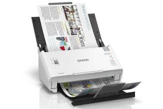 Epson DS-410, scanner entry-level efficiente e accessibile