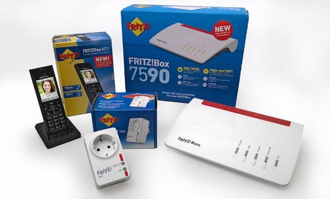 AVM FRITZ!Box 7590, l'evoluzione del router xDSL