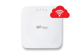 WatchGuard AP420, l'access point per reti wireless ad alta densità