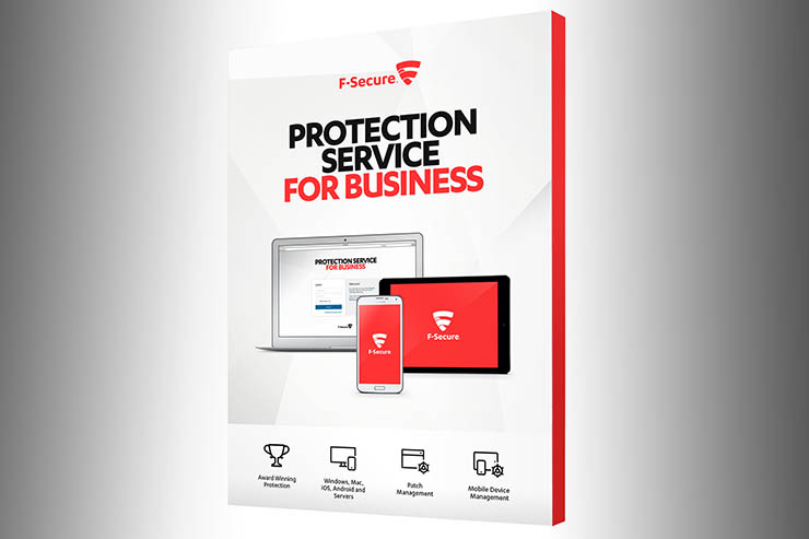 F-Secure Protection Service for Business, endpoint più protetti