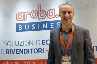 Smau Milano, intervista a Gabriele Sposato di Aruba Business