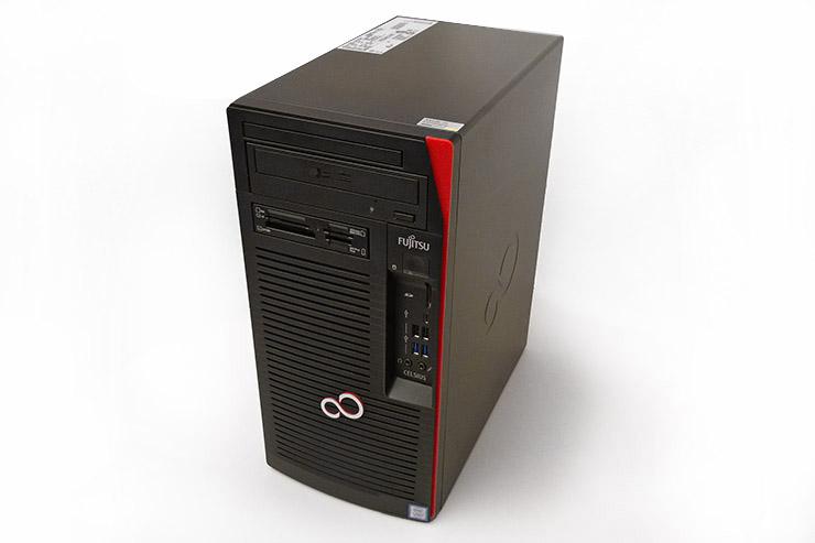 Fujitsu Celsius W570 Power, workstation compatta per progettisti