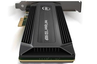SSD Intel Optane, performance top per desktop e workstation