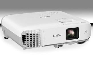 Epson Serie EB, proiettori per formazione e sale riunioni