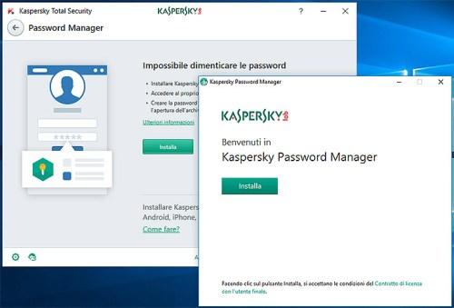 Kaspersky Total Security 2018 protegge i dati e la privacy