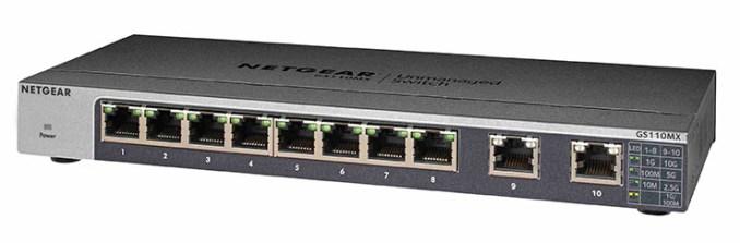 Netgear, sette nuovi switch di rete Multi-Gigabit