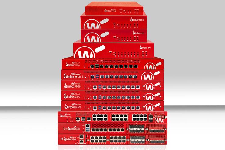 WatchGuard serie T, appliance UTM tabletop sicure per le PMI