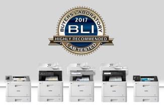 Laser colore Brother, BLI ne certifica l'alta qualità