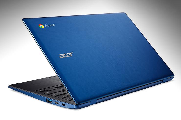 Acer Chromebook 11, design compatto e produttività prolungata