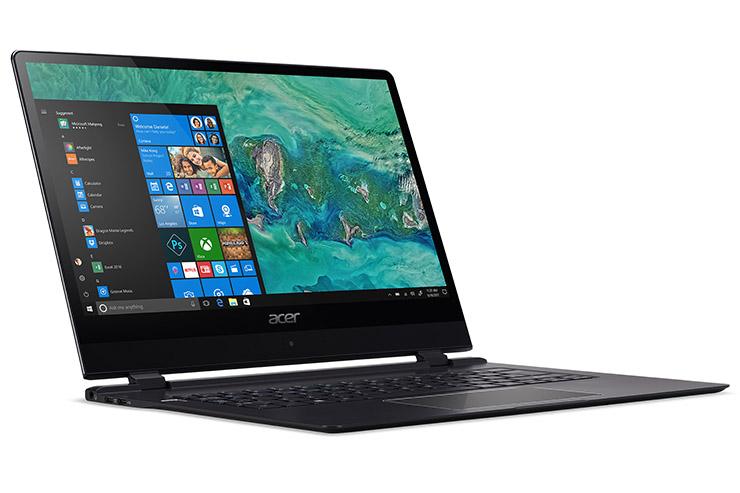 CES 2018, Acer scende in campo con Swift 7 e Spin 3