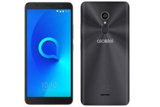 Alcatel 3C, lo smartphone multimediale con display 18:9
