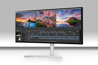 LG al CES, display di alta qualità con tecnologia Nano IPS