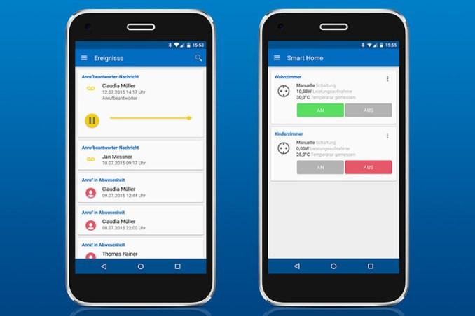 AVM MyFRITZ!App 2, controllo remoto sicuro e affidabile