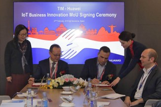 TIM e Huawei cooperano in ambito business innovation