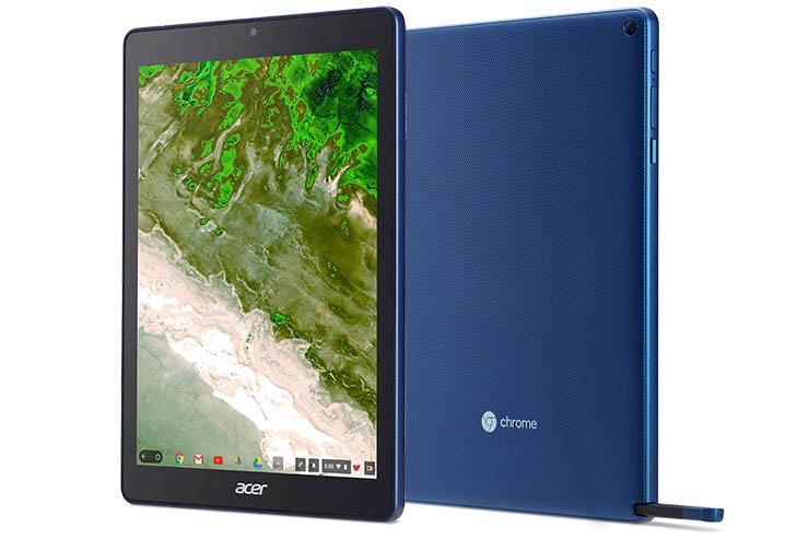 Acer Chromebook Tab 10, il tablet per il mondo dell'istruzione