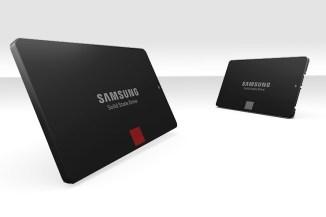 RS Components, disponibili i nuovi Samsung 860 PRO e EVO
