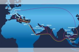 Europa e Asia: l'espansione della rete internazionale Retelit