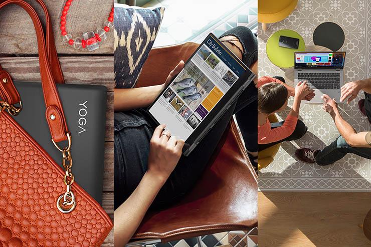 Lenovo, si allarga la famiglia Yoga con i modelli 730 e 530