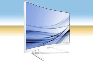 Philips 349X7FJEW, display curvo per la produttività