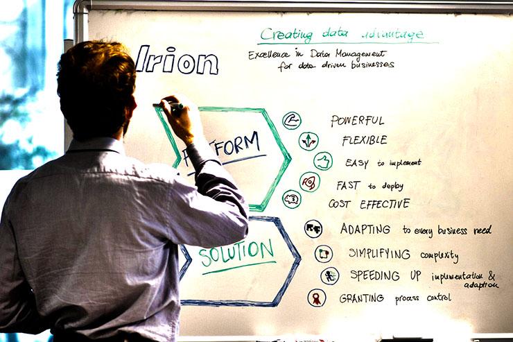 Specialità: Enterprise Data Management. Irion è solution manager
