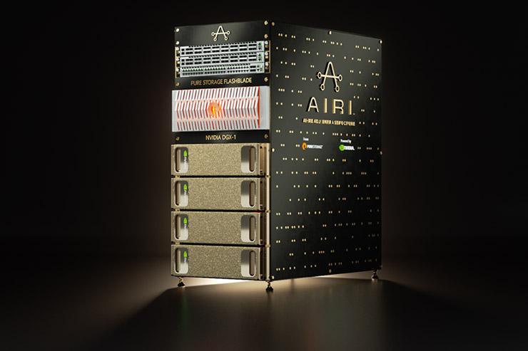 AIRI, l'infrastruttura Pure Storage per un deep learning scalabile