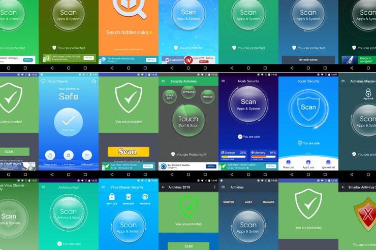 "Truffa su Google Play, ESET individua 35 ""finti antivirus""Truffa su Google Play, ESET individua 35 ""finti antivirus"""