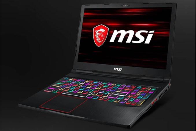 MSI, notebook ad alte performance con Core i7 e i9