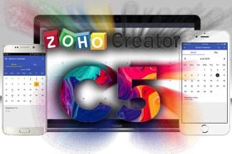 Zoho Creator 5, creare App web e mobile native
