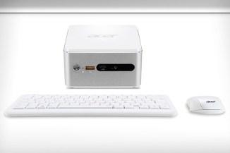 Compatto e potente. Mini PC Revo Cube è la new entry di Acer
