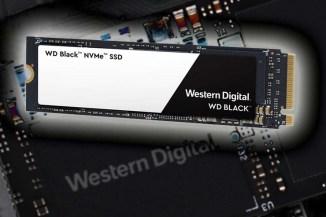 WD Black 3D NVMe, storage M.2 per enthusiast