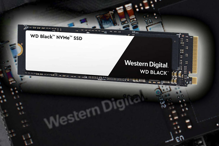 WD Black 3D NVMe, storage M.2 per enthusiast