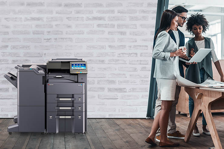 Per gli uffici smart ora ci sono le soluzioni Kyocera