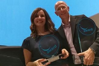Huawei si aggiudica il Positive Business Award 2018